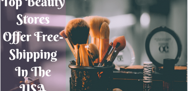 Top Beauty Stores Offer Free-Shipping