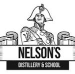 Nelson's Distillery & School logo