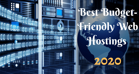 Best Budget-friendly web Hostings