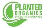 Planted Organics logo