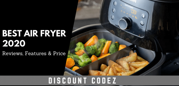 best Air Fryer 2020 banner