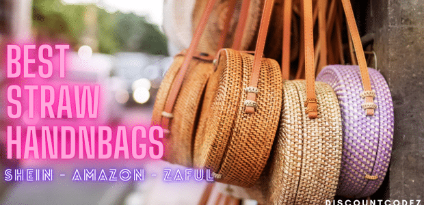 best straw handbags