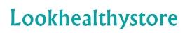 Lookhealthystore logo