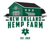 New England Hemp Farm logo