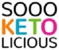 Sooo Ketolicious logo