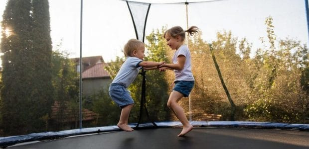 best affordable trampolines