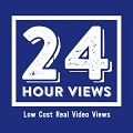 24 Hour Views logo