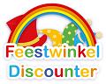 Feestwinkel Discounter Logo