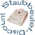Staubbeutel Discount Logo