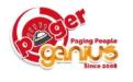 Pager Genius logo