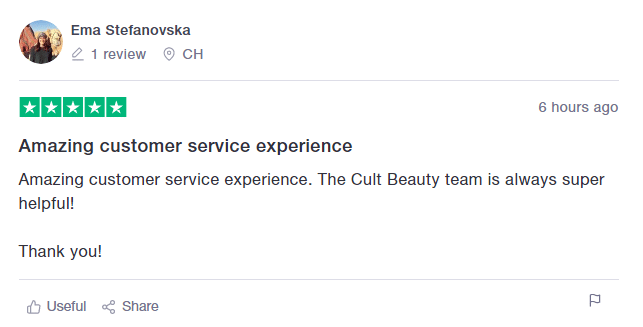 Cult Beauty Reviews