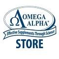 Omega Alpha Store logo
